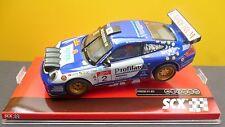 PORSCHE 911 GT3 RALLY CHAMPION SCX A10159X300 NEW M/B CHEAPEST ON EBAY BY FAR