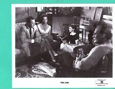 WILLIAM HOLDEN CAPUCINE PAMELA FRANKLIN 1962 Movie Promo Photo 8x10 The Lion