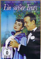 DVD - Ein süßer Fratz - Audrey Hepburn & Fred Astaire