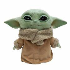 "Star Wars Mandalorian The Child 8"" Plush Baby Yoda Doll |  Mattel GWH23 In Stock"