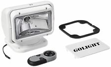GOLIGHT 2000 PERMANENT Spotlight, Remote-Controlled, White