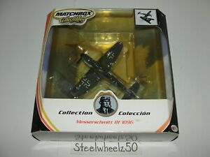 Matchbox Collectibles Messerschmitt BF 109G Aviation Collection WWII Airplane