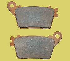 Honda CBR600RR rear brake pads (07-12) sintered FA436HH style - Gold Fren