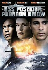 USS Poseidon: Phantom Below (DVD, 2006)