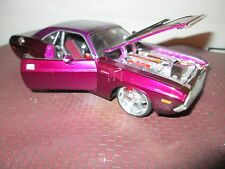 1/24 MAISTO ALL STARS Dodge challenger  PRO RODS  LOOSE DISPLAY