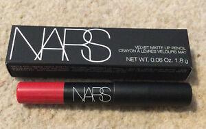 NARS, Velvet Matte Lip Pencil, 9260 Dragon Girl, 1.8g