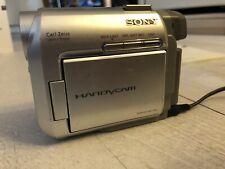 Sony Handycam Camcorder DCR HC18E PAL