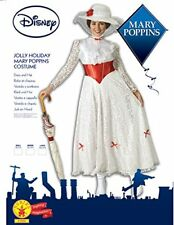 "Rubie's, costume ufficiale da Mary Poppins ""Jolly Holiday"", da donna, (P2g)"