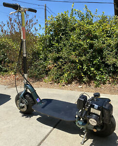 Adult Owned Goped Bigfoot Gas Scooter w/ Low Miles. Free Shipping!! Buy it Now!!