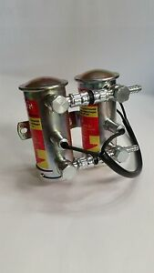 Bendix style fuel pump, M12x1.5 Banjos and hollow bolts,Fuel hose,