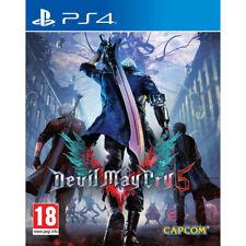 Devil May Cry 5 - Playstation 4 - Juego Físico - Nuevo Precintado