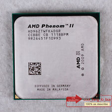 AMD Phenom II X4 960T Quad-Core CPU Socket AM3 (HD96ZTWFK4DGR) 3 GHz 6M/2000