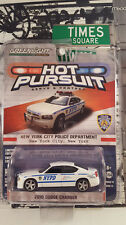 '14 GREENLIGHT 2010 DODGE CHARGER NEW YORK CITY POLICE HOT PURSUIT SERIES