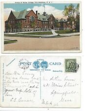 CHARLOTTETOWN P.E.I. Prince of Wales College, Clyde River Split Ring Cancel