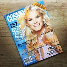 Jessica Simpson James Lafferty Jon Heder USA Magazine Cosmo Girl! May 2006
