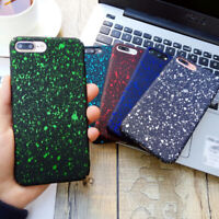 Glitter Phone Case Cover Shell Protector For iPhone 5G/5S/6/6S/7/8/X/XR/XS MAX