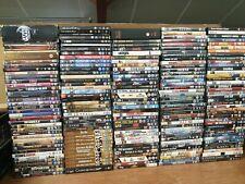 200 x DVDs Horror/Thriller/Action  #DW7