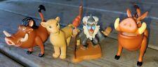 Lot 1994 Mattel Disney The Lion King Collectible Figure Nala pumba rafiki