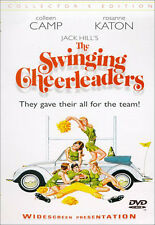 The Swinging Cheerleaders (DVD, 1999, Collectors Edition - Letterboxed)