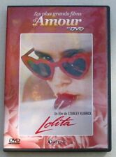 DVD LOLITA - James MASON / Shelley WINTERS / Peter SELLERS - KUBRICK