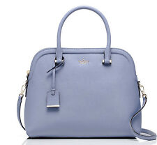 Kate Spade Cameron Street Margot Saffiano Leather Bag Oyster Blue $348 NWT
