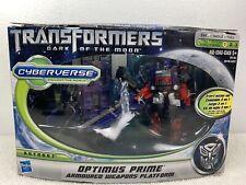 Hasbro Transformers Dark Of The Moon Cyberverse Armoured Optimus Prime