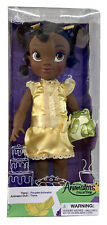 Disney Store Animators Collection Tiana Toddler Doll-The Princess and Frog 2020