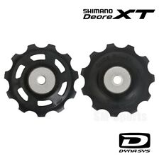 Shimano Deore-XT Dyna-Sys 10-Speed Pulley Jockey Wheels RD-M773, M780  M781 M786