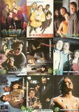 Sliders Tv Series Full 72 Card Base Set of Trading Cards from Inkworks