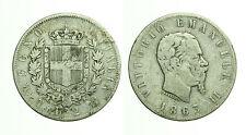 pcc1176_1) Regno Vittorio Emanuele II -  lire 2 del 1863 Torino