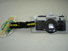 Luggage Tag - picture of Vintage CANON AE-1 camera