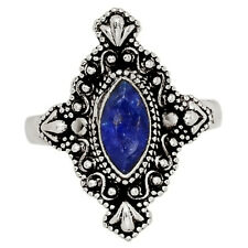 Sapphire 925 Sterling Silver Ring Jewelry s.10 33862R
