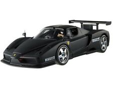 Hot Wheels Elite X5488 Ferrari Enzo Monza Test Car 2003 1:18 Diecast Model Black