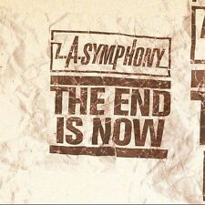 The End is Now by L.A. Symphony (CD, Nov-2003, Gotee) CCM Christian pop rock