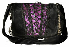 Renaissance Gothic Unisex Punk Vintage Victoria Vamp Retro College Shoulder Bag