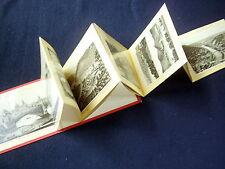 NEUESTES RHEIN-ALBUM~ILLUSTR. RHINE-VIEWS FROM MAINZ TO CÖLN~LEPORELLO~ca 1890
