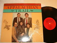 Appalachian Trail - Self Titled S/T, 1986 Bluegrass LP, Nice NM-!, Vinyl