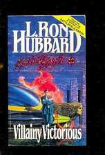 L. Ron HUBBARD - Mission Earth 9 : Villainy Victorious, Bridge 1987, 1st paperb