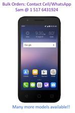 "Wholesale Lot of 10 NIB Alcatel Ideal | 4GLTE 8GB | 4.5"" | Free US Shipping"
