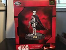 Star Wars The Force Awakens CAPTAIN PHASMA Limited Edition Figurine Figure LE