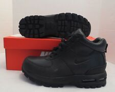 NIKE AIR MAX GOATERRA ACG BOOTS BOOT 365970 090 sneaker shoe MENS size 8.5 BLACK