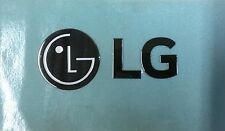 MFT62366601 LG Appliance Logo Name Plate Sticker Replacement