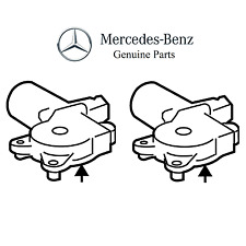 For Mercedes W219 CLS500 CLS55 AMG Pair Set Of Driver Left Window Motors