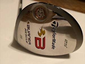 TaylorMade Burner Rescue 5 Hybrid 25 Degrees Right Handed 39 ½""
