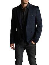 Diesel Black Gold jupippi Navy Blazer Taille 50 (L) 100% Authentique