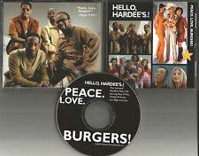 UNRELEASED TRX PROMO CD SMOKEY ROBINSON Vonda Sheppard BOYS II MEN Lou Bega
