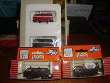 (3) Roco Minitanks Z-429, Z-430 & Z-814