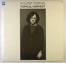 "12"" LP - Volker Kriegel - Topical Harvest - C1976 - washed & cleaned"