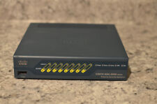 Cisco ASA 5505 Firewall Security Appliance Unit Only