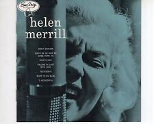 CD HELEN MERRILL	s/t	GERMAN EX+  (A2138)